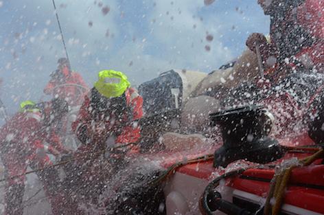 北大西洋,过山车,候选人,帆船,日记 2014-06-03 东风队横跨大西洋远洋实战训练快报二 0.jpg