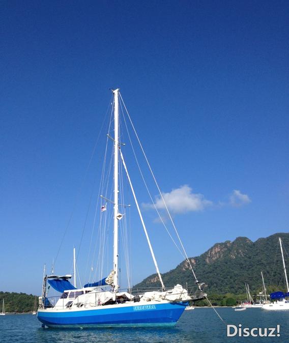 """帆船,风景,寓言,疯狂举动,环游世界 航海家庭开启了一场追逐梦想的""""正能量""""之旅,或许我们也该为自己的梦想努力一把了! 44.png"""