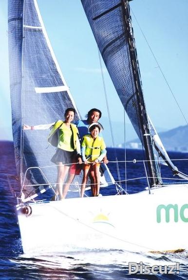 """帆船,风景,寓言,疯狂举动,环游世界 航海家庭开启了一场追逐梦想的""""正能量""""之旅,或许我们也该为自己的梦想努力一把了! 45.png"""