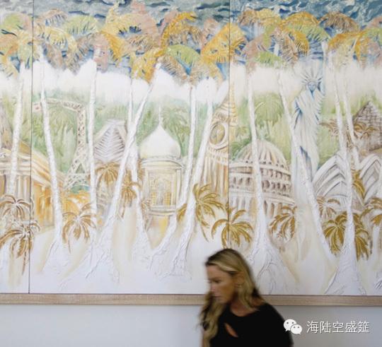 2014-06-18苏里阿丽拉别墅酒店呈献Davina Stephens作品展 0.jpg