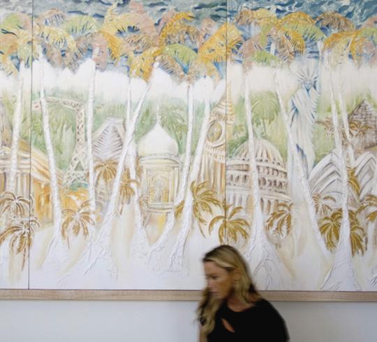 2014-06-18苏里阿丽拉别墅酒店呈献Davina Stephens作品展 1402993322126.jpg