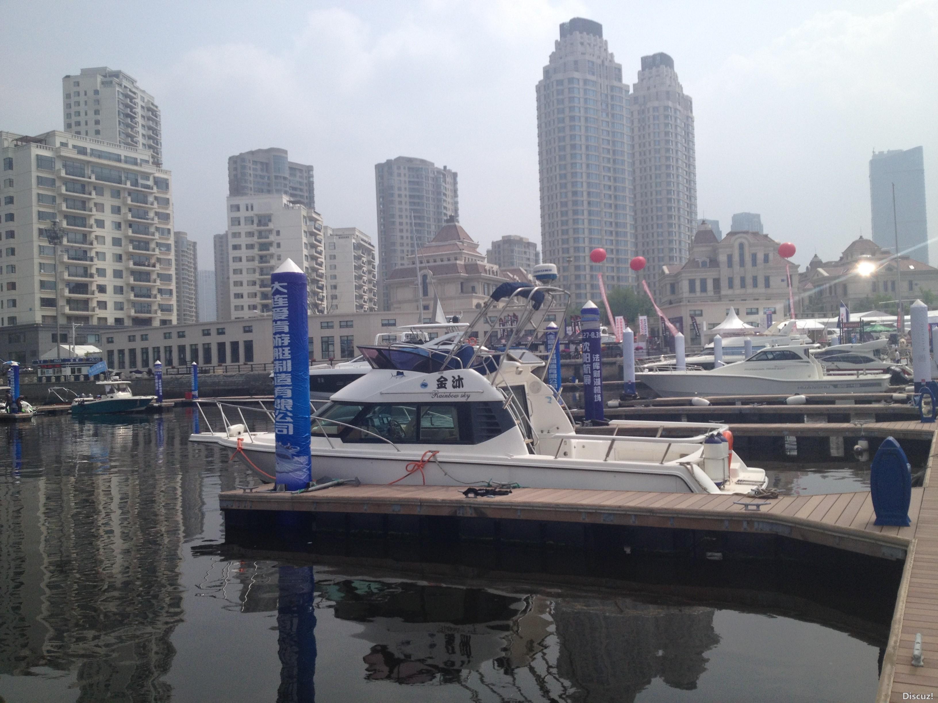 星海湾,大连 大连星海湾游艇展会 IMG_4451.JPG