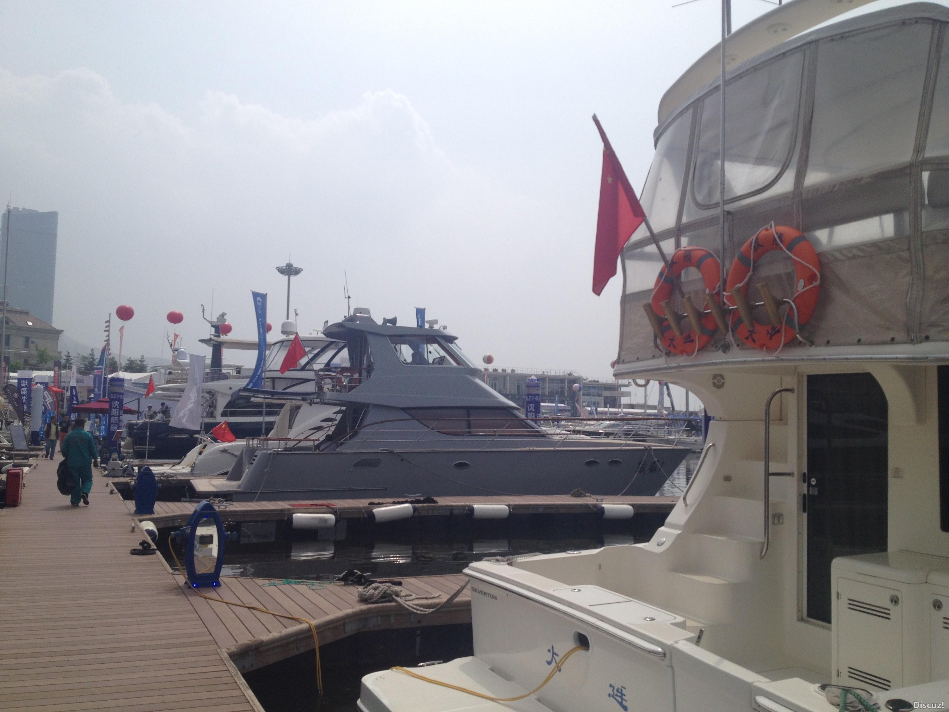星海湾,大连 大连星海湾游艇展会 IMG_4452.JPG