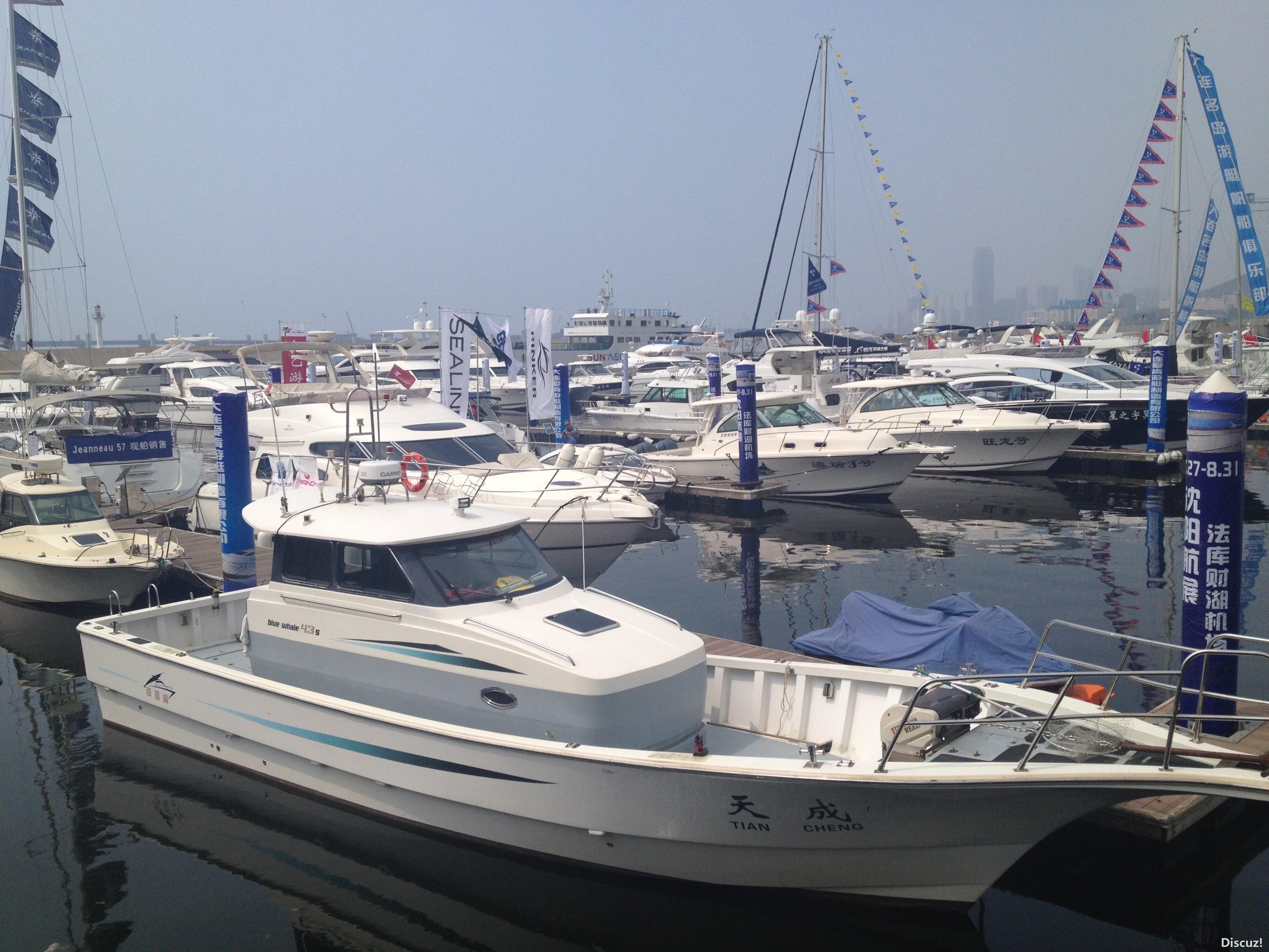 星海湾,大连 大连星海湾游艇展会 IMG_4455.JPG