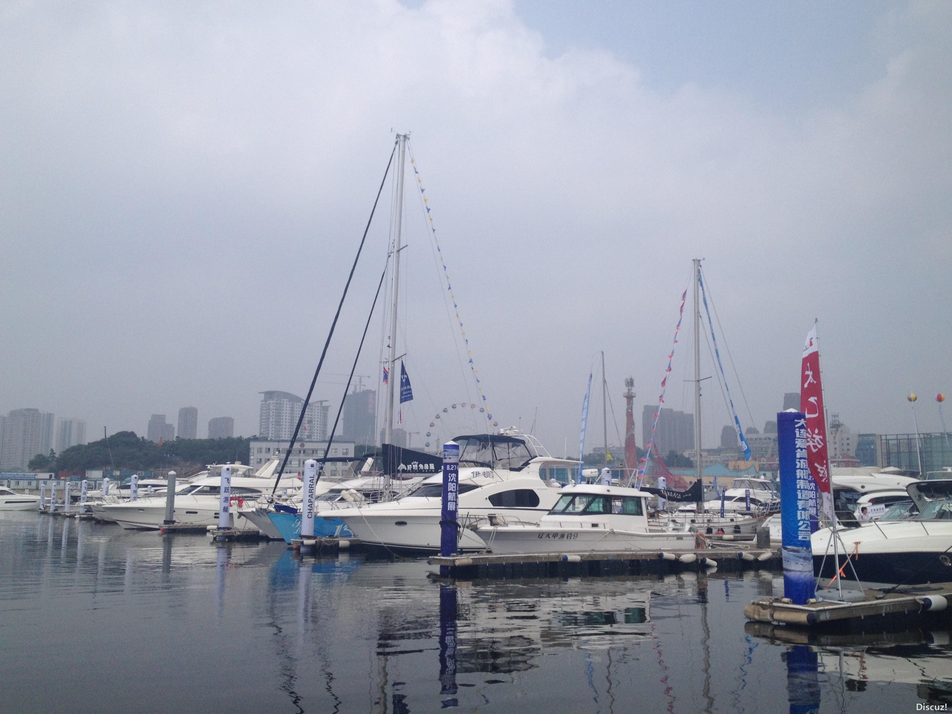 星海湾,大连 大连星海湾游艇展会 IMG_4461.JPG
