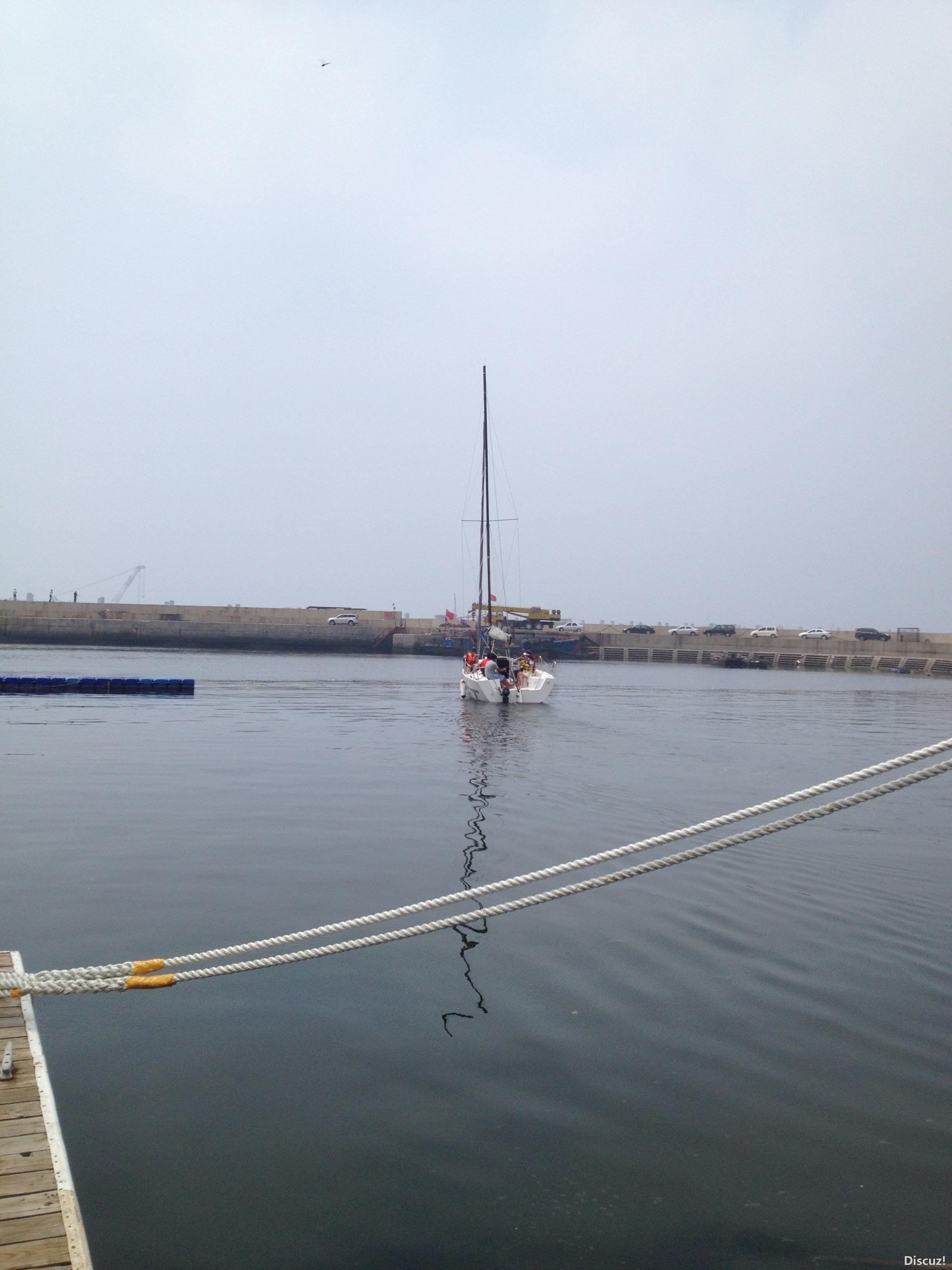 星海湾,大连 大连星海湾游艇码头游艇展-2 IMG_4477.JPG