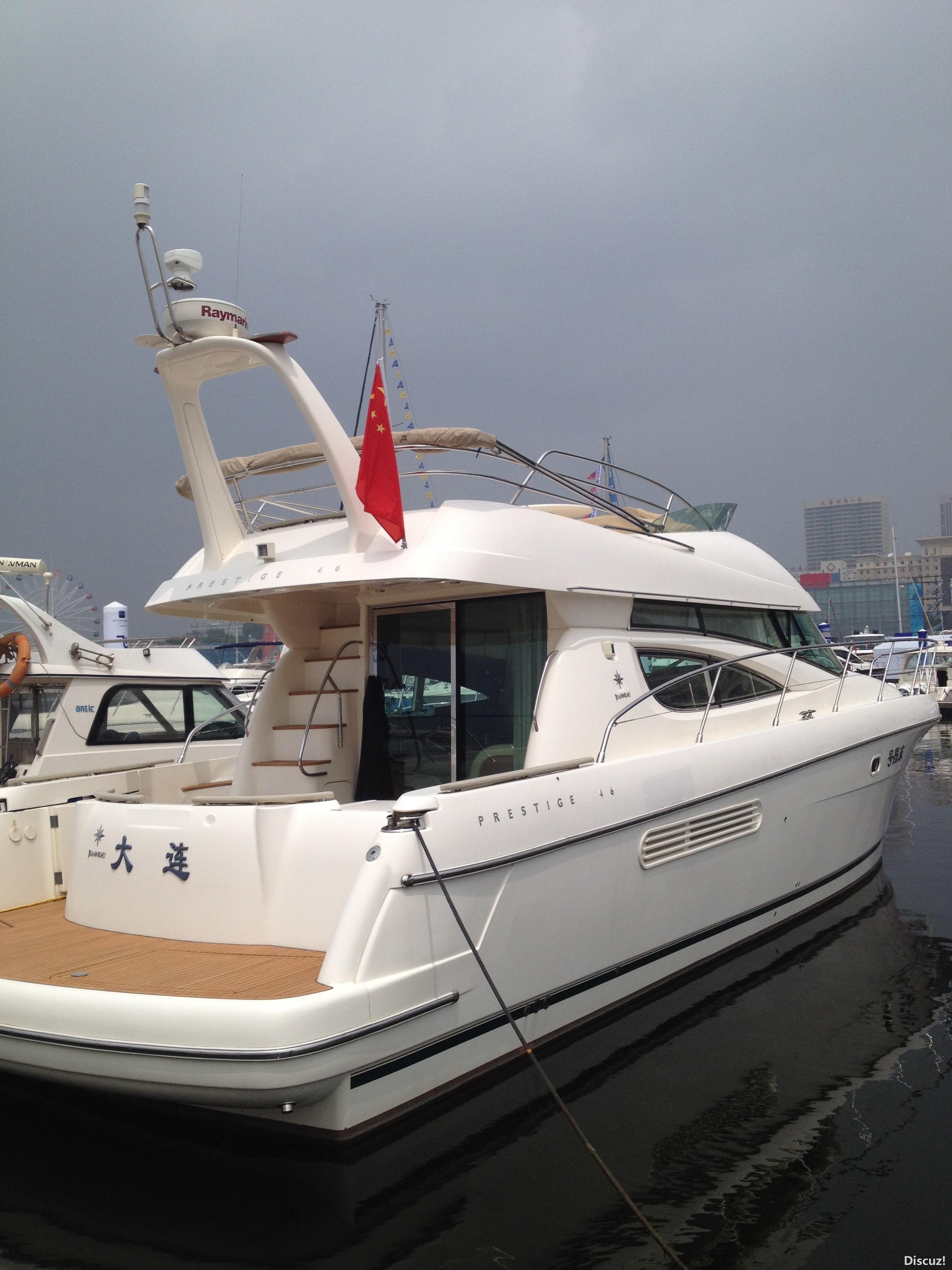 星海湾,大连 大连星海湾游艇码头游艇展-2 IMG_4502.JPG