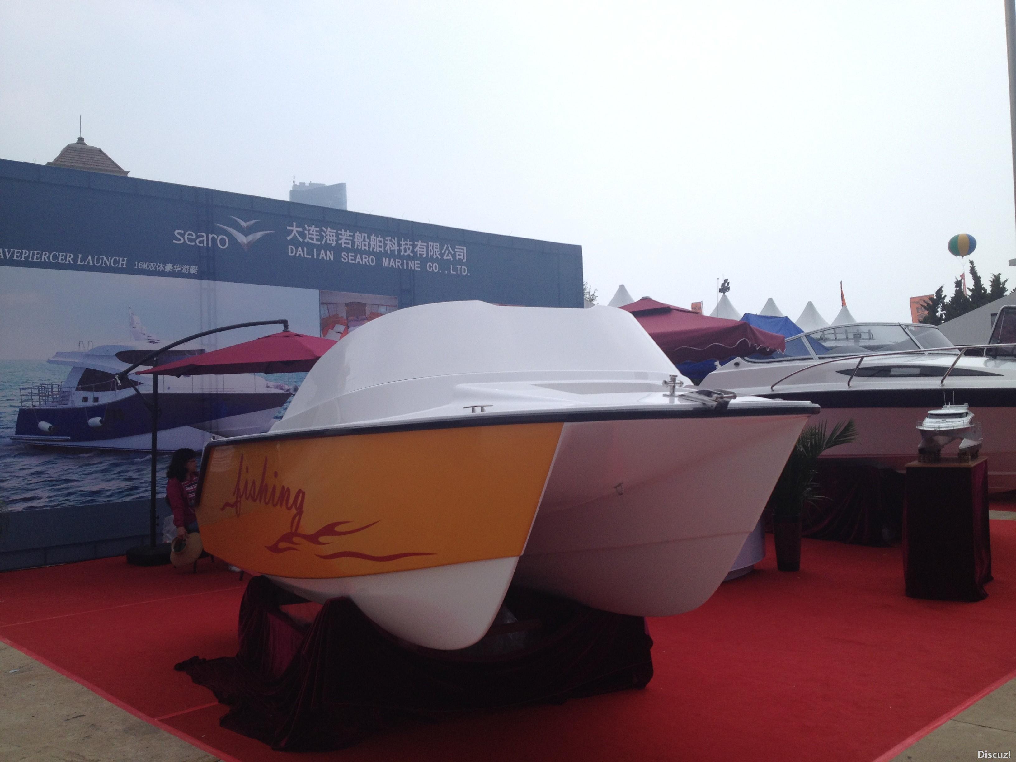 星海湾,大连 大连星海湾游艇码头游艇展-2 IMG_4520.JPG