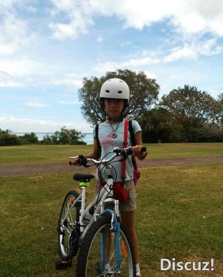 达尔文,自行车,澳洲,中心,鹦鹉 #澳洲生活#来达尔文22天啦!日子过得时阴时晴! 11.png