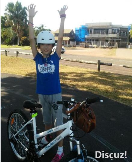 达尔文,自行车,澳洲,中心,鹦鹉 #澳洲生活#来达尔文22天啦!日子过得时阴时晴! 15.png