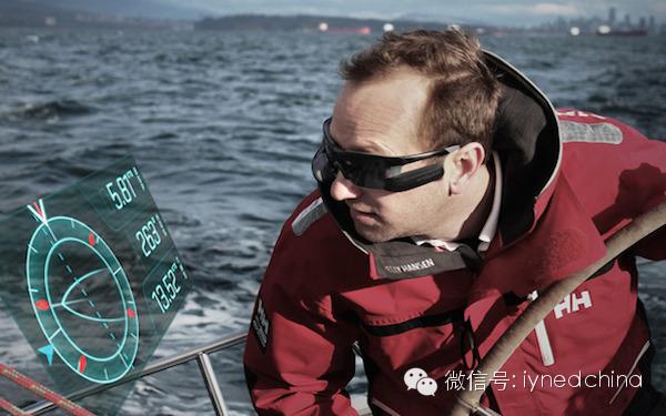 资讯,双手,信息,行业 2014-04-21资讯  |  世界上第一款专为帆船赛设计的头戴式设备 0.jpg