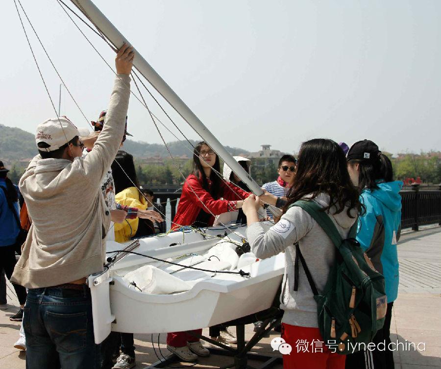 清华大学,俱乐部,研究所,大连 2014-05-05 航海文化  | 【清华大学帆船协会第一次帆船体验活动】圆满成功 0.jpg