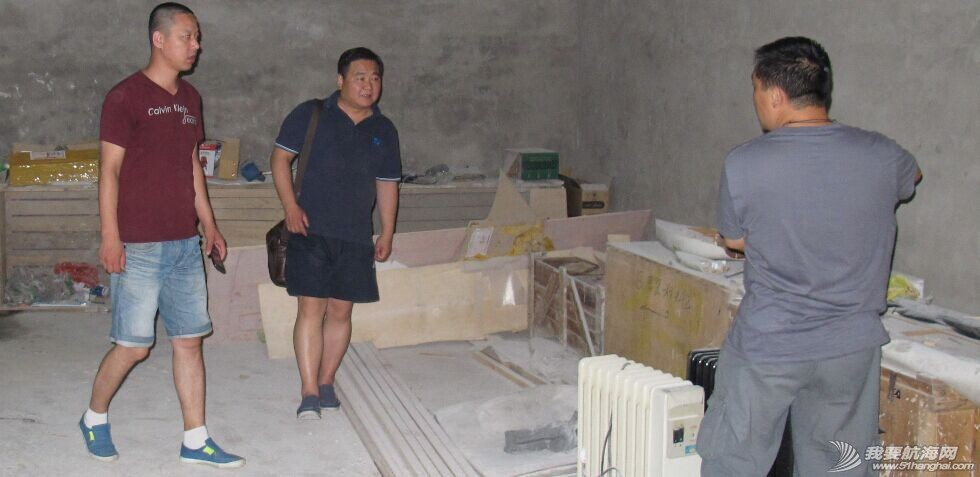 志愿者,帆船 果村GR750帆船DIY建造基地又来新志愿者,大家看认识他么? 7.jpg