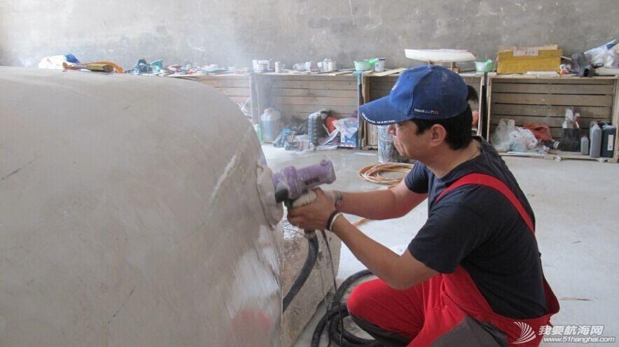 志愿者,帆船 果村GR750帆船DIY建造基地又来新志愿者,大家看认识他么? 3.jpg