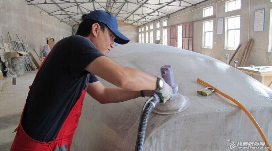 志愿者,帆船 果村GR750帆船DIY建造基地又来新志愿者,大家看认识他么? 2.jpg