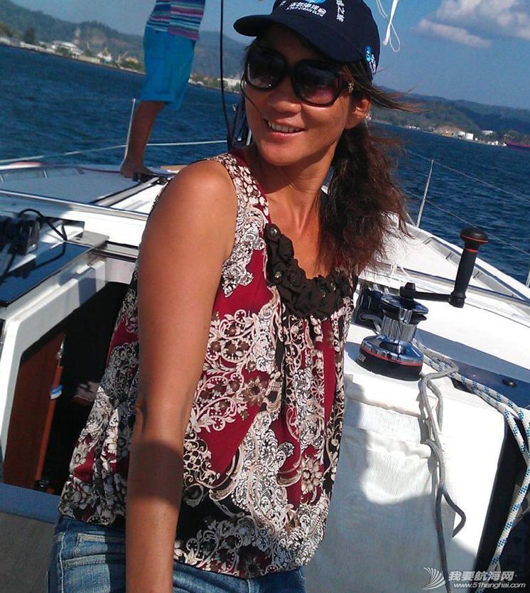 让我们一起来欣赏一下万金玉大姐的陆地生活和海上漂时的照片 38.png