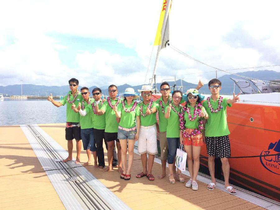 素质拓展,中国海,七星,深圳,青岛 中国第一位环中国海的汉斯船东今日启程 0.jpg