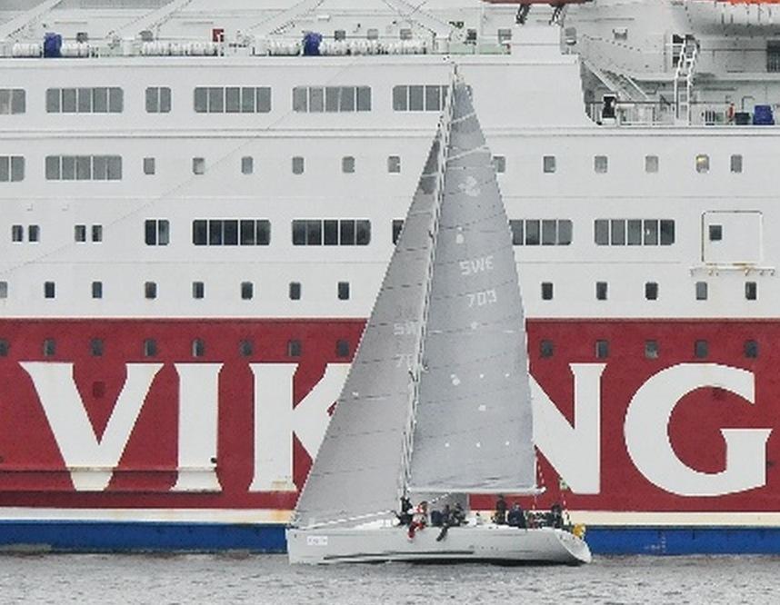 斯德哥尔摩,哥特兰岛,波罗的海,瑞典,资讯 美帆资讯:瑞典举行第25届环哥特兰岛近海帆船赛 0.jpg
