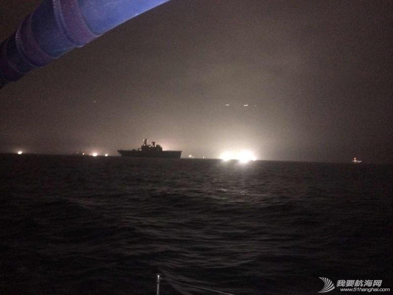 韩国军舰欢迎高民团队 58219