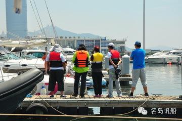 美国,帆船,国际,驾照,水手 美国ASA国际帆船驾照培训第11期,夏日阳光下的年轻水手。 0.jpg