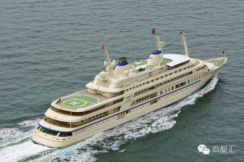 私人飞机,国家,而且,公寓,酒店 世界上最贵的10艘游艇盘点 0.jpg