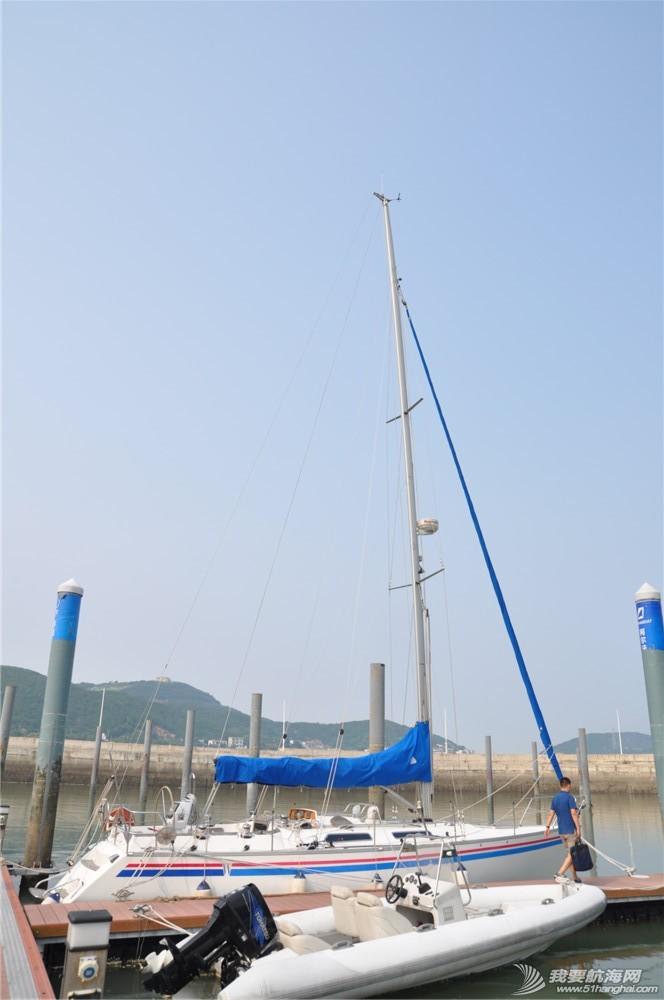 2014,国际 我要航海网-2014舟山国际游艇展现场直击 瓦萨37帆船