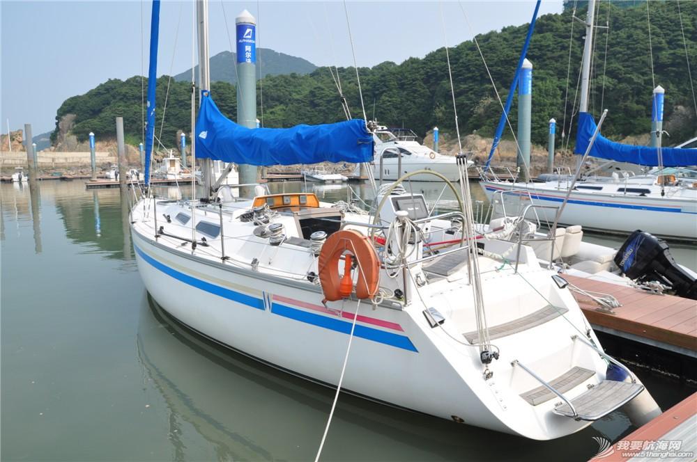 2014,国际 我要航海网-2014舟山国际游艇展现场直击 侧面