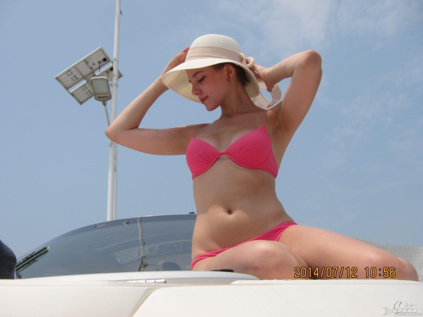 2014,国际 我要航海网-2014舟山国际游艇展现场直击 1.JPG