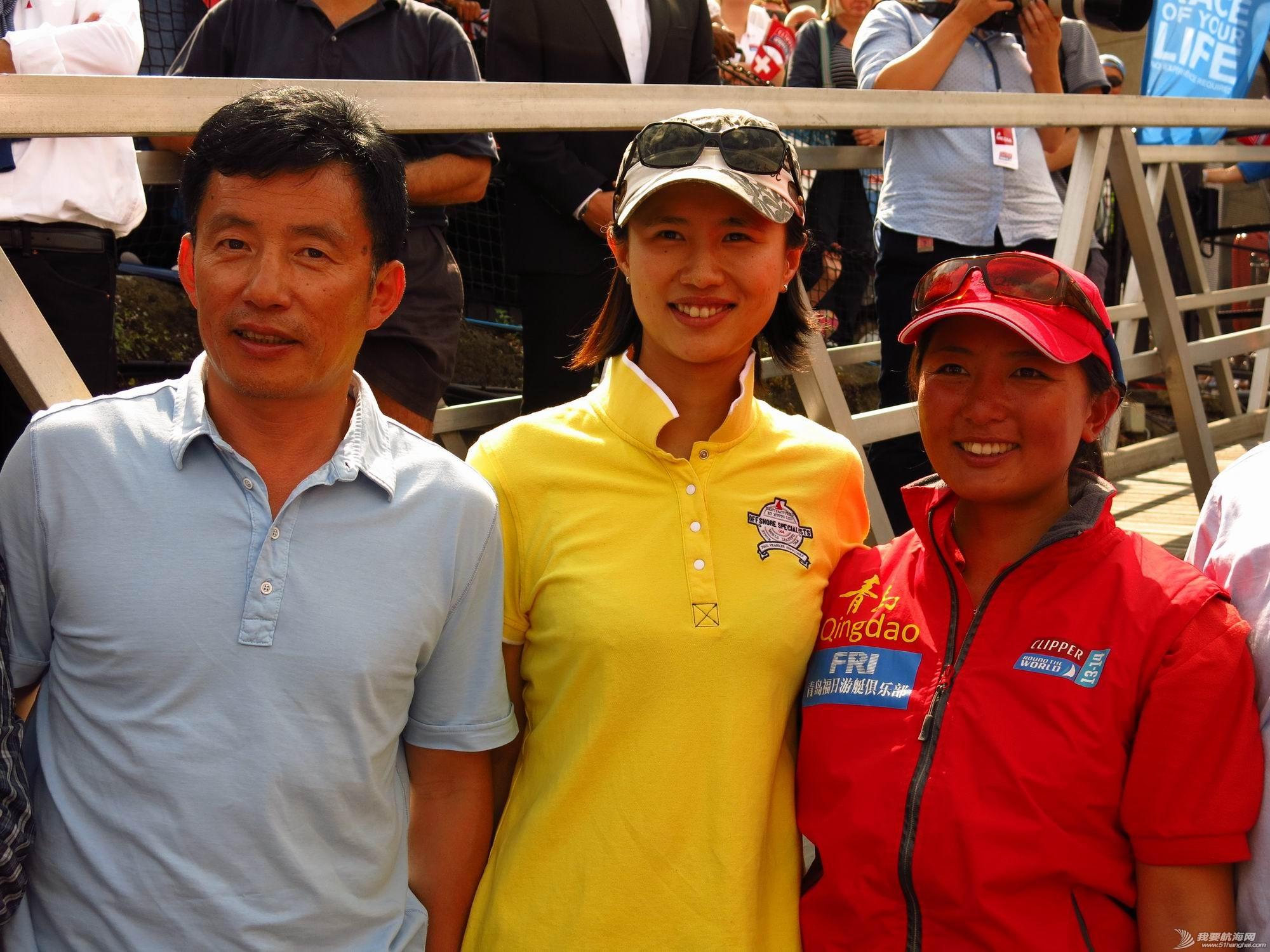 奥运冠军,大不列颠,泰晤士河,航海家,徐莉佳 中国姑娘宋坤顺利完成克利伯环球帆船赛,成为中国第一位完成帆船赛环球航行的女水手。 hh.jpg
