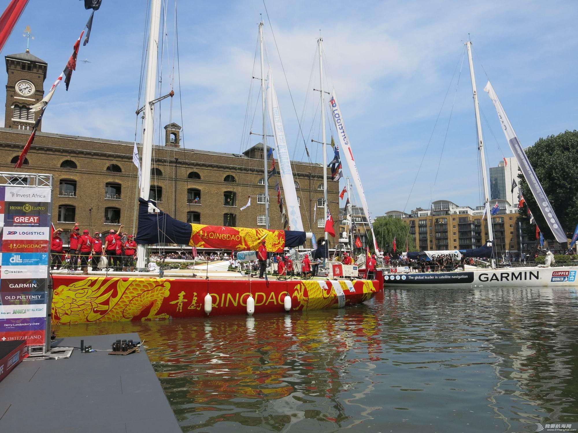 奥运冠军,大不列颠,泰晤士河,航海家,徐莉佳 中国姑娘宋坤顺利完成克利伯环球帆船赛,成为中国第一位完成帆船赛环球航行的女水手。 jj.jpg