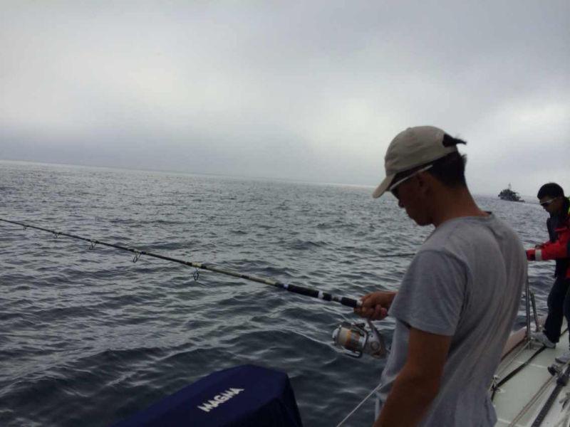 离开海参崴,钓了好多鱼 61551