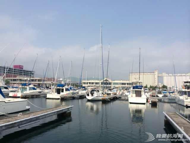 高民船长率队的Second Dream帆船经过三天航行已顺利抵达第三站日本北海道的小樽港 102817alw7xwlc0cruc0at.jpg