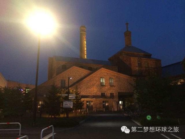 第二梦想号今晨抵达第三站——日本北海道 62467