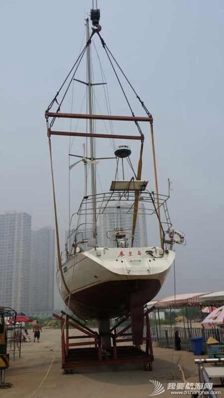 秦皇岛号岸上等待---树欲静而风不止,等风休息好下水。 164753lv3uvuy5efb2wdfb.jpg