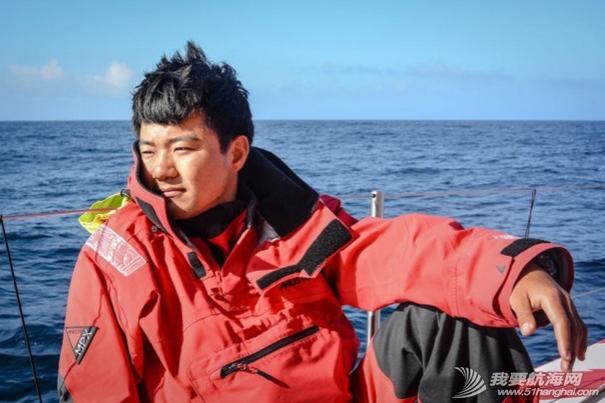 """录取通知书,填报志愿,帆船运动,管理专业,鞍山市 东风号上的中舱键盘手杨济儒说,""""这是目前我人生中面临的最大挑战。"""" 1.png"""