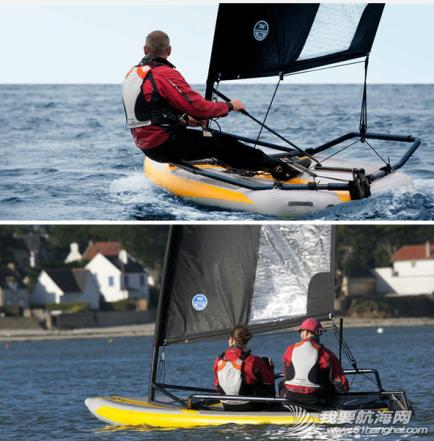水上运动,爱好者,设计师,帆船,激情 折叠式充气帆船---让航海运动变得简单、充满乐趣,让爱好者体会到滑翔和速度的激情。 2.png