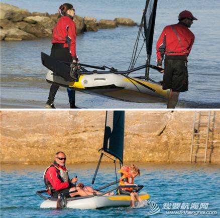 水上运动,爱好者,设计师,帆船,激情 折叠式充气帆船---让航海运动变得简单、充满乐趣,让爱好者体会到滑翔和速度的激情。 3.png