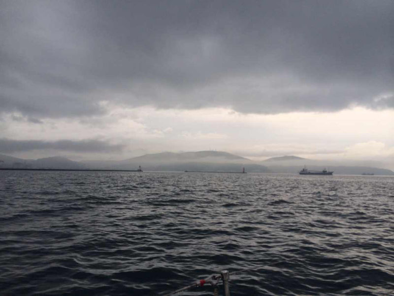 第二梦想号开启下一段2100海里—2400海里的航程 64204