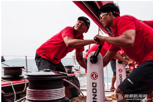 组织者,中国船员,帆船运动,美洲杯,中国香港 东风队队员郑英杰---最大的梦想驾驶一艘属于自己的帆船和朋友环球航行。 17.png
