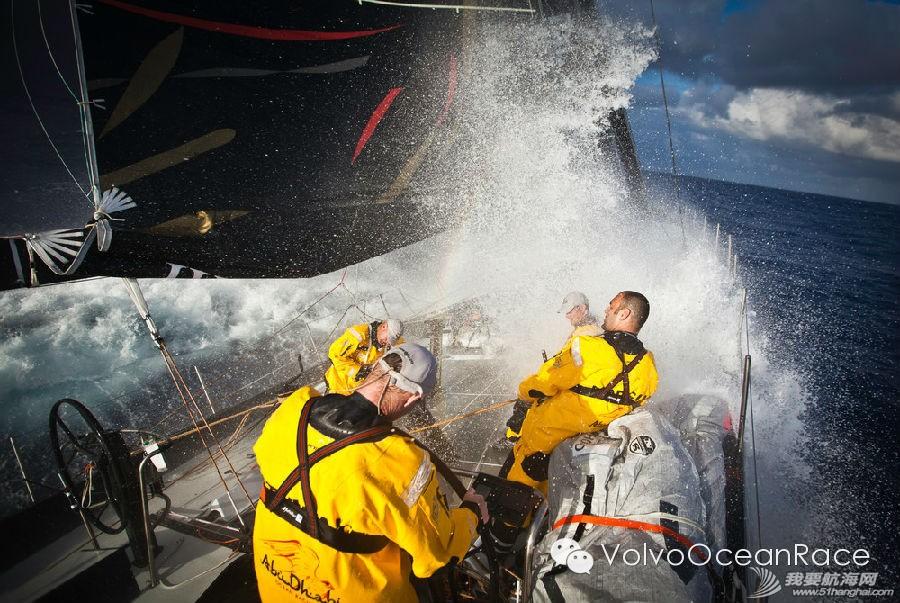 西班牙,沃尔沃,阿布扎比,阿联酋,帆船运动 2014-15沃尔沃环球帆船赛 为你讲述生活在极限的故事 3.jpg