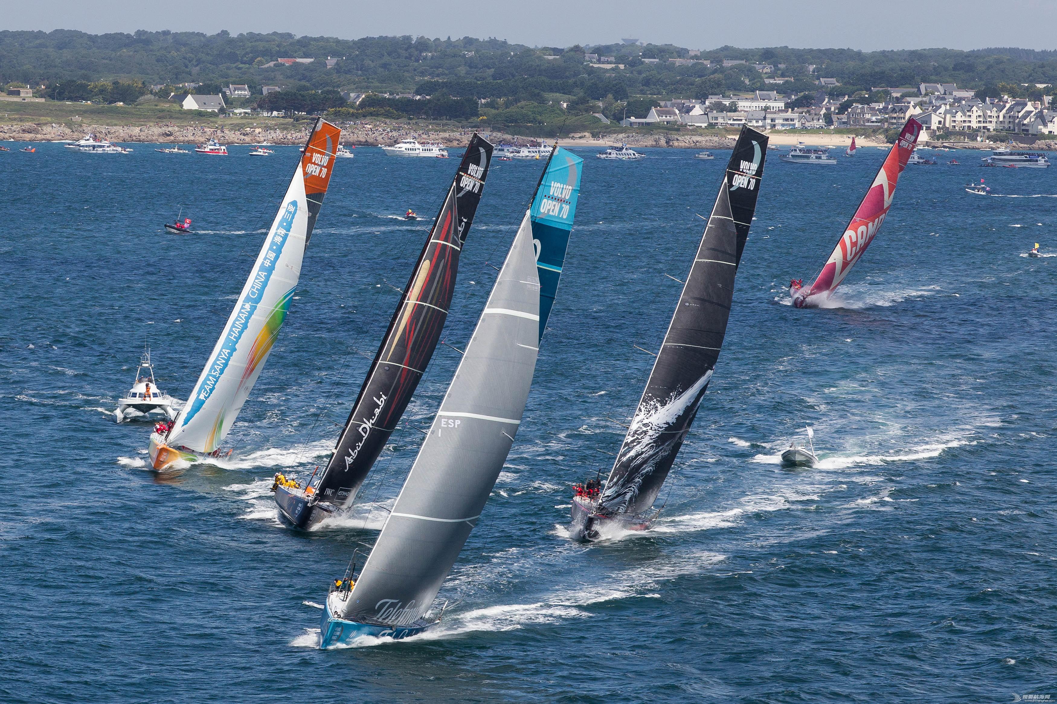 西班牙,沃尔沃,阿布扎比,阿联酋,帆船运动 2014-15沃尔沃环球帆船赛 为你讲述生活在极限的故事 1.jpg