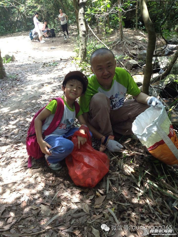 """食品包装,饮料瓶,垃圾袋,志愿者,塑料袋 「自然自在」环保体验第3期:""""好嘎友""""净山行动庆""""六一 0.jpg"""