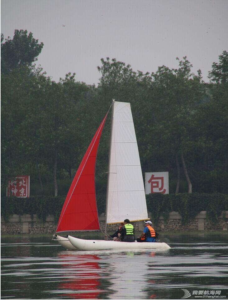 双体帆船,运河,金海,烟斗,后背墙 DIY帆船成为通州运河第一帆 QQ图片20140804175255.jpg
