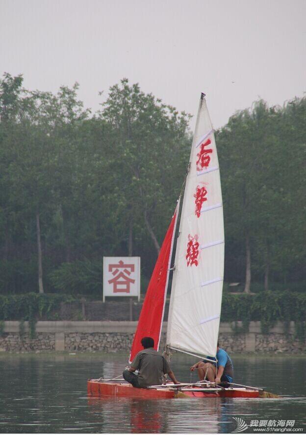 双体帆船,运河,金海,烟斗,后背墙 DIY帆船成为通州运河第一帆 QQ图片20140804175318.jpg