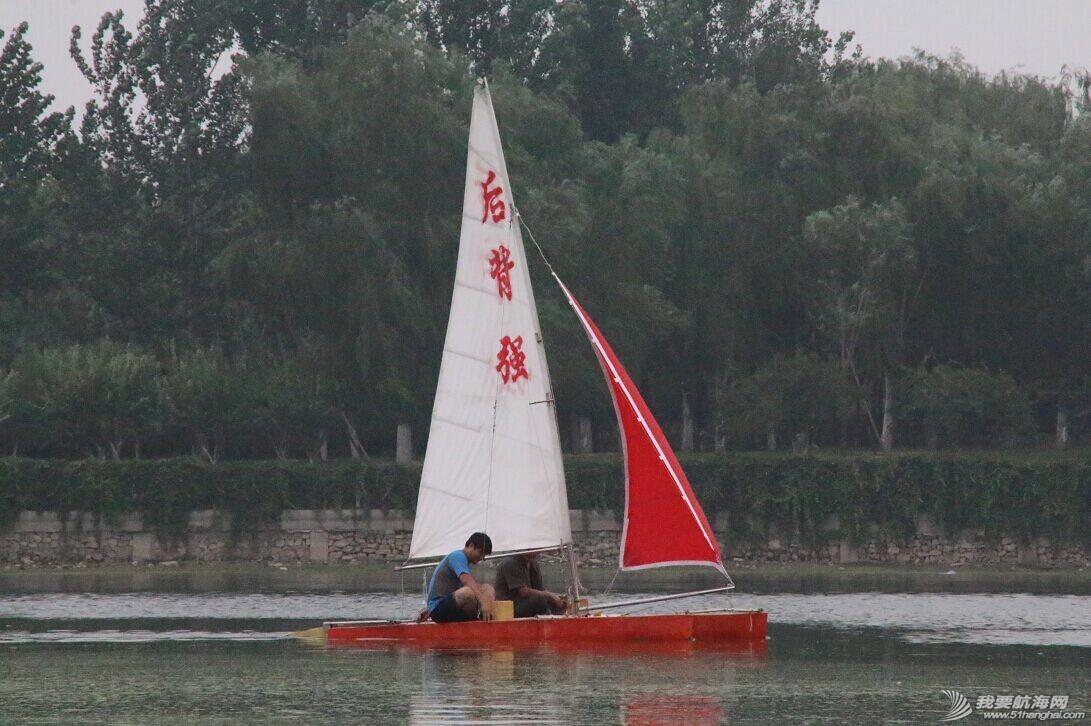 双体帆船,运河,金海,烟斗,后背墙 DIY帆船成为通州运河第一帆 QQ图片20140804175322.jpg