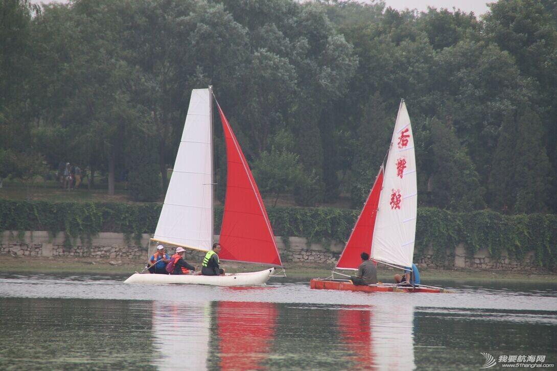 双体帆船,运河,金海,烟斗,后背墙 DIY帆船成为通州运河第一帆 QQ图片20140804175334.jpg