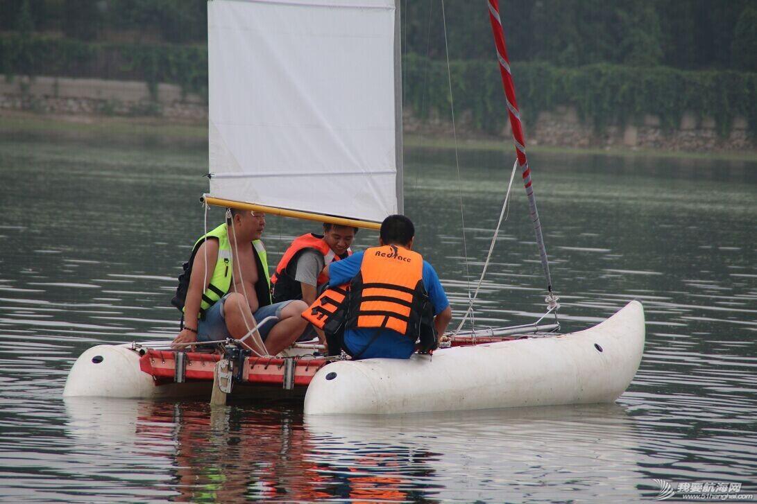 双体帆船,运河,金海,烟斗,后背墙 DIY帆船成为通州运河第一帆 QQ图片20140804175428.jpg