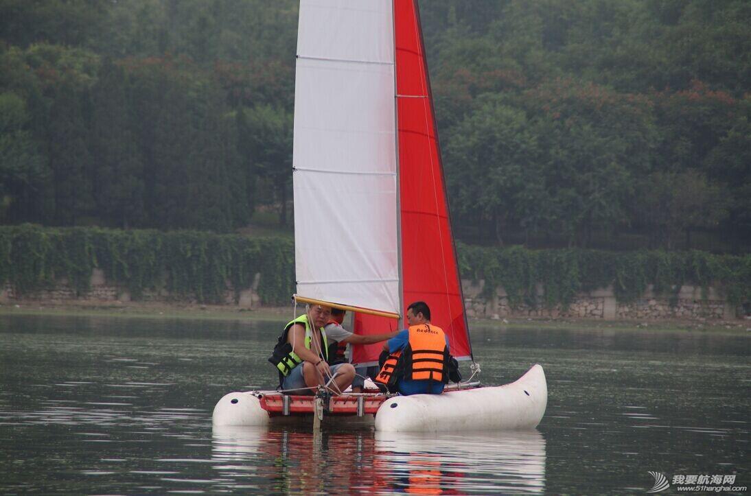 双体帆船,运河,金海,烟斗,后背墙 DIY帆船成为通州运河第一帆 QQ图片20140804175432.jpg