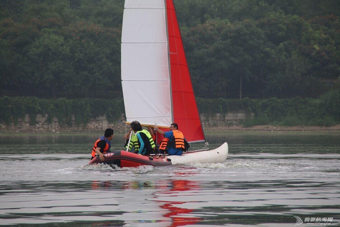 双体帆船,运河,金海,烟斗,后背墙 DIY帆船成为通州运河第一帆 QQ图片20140804175436.jpg