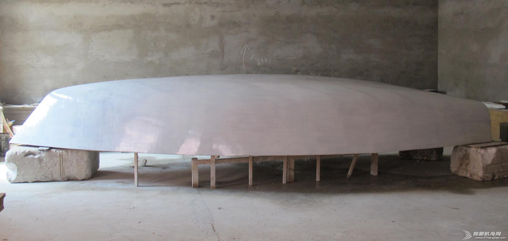 制作 GR-750船壳制作进入涂装阶段 360软件小助手截图20140808074710.png